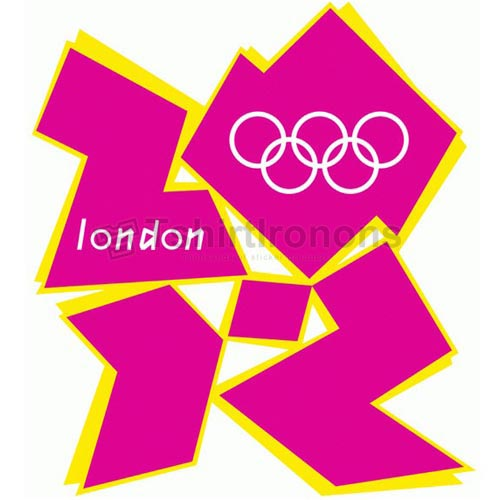 Olympics T-shirts Iron On Transfers N2170