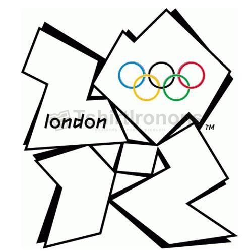 Olympics T-shirts Iron On Transfers N2171