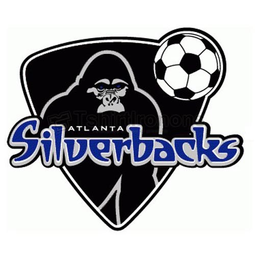 Atlanta Silverbacks T-shirts Iron On Transfers N3181