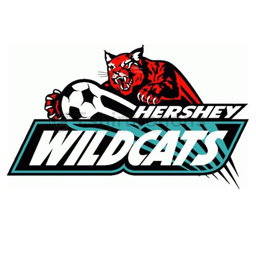 Hershey Wildcats T-shirts Iron On Transfers N3184