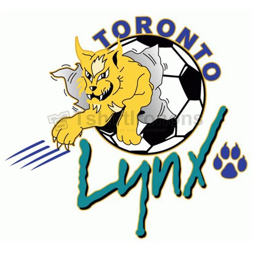 Toronto Lynx T-shirts Iron On Transfers N3189