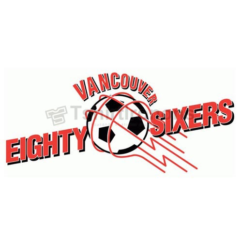 Vancouver 86ers T-shirts Iron On Transfers N3190