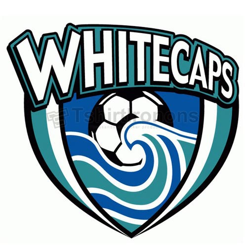 Vancouver Whitecaps T-shirts Iron On Transfers N3191