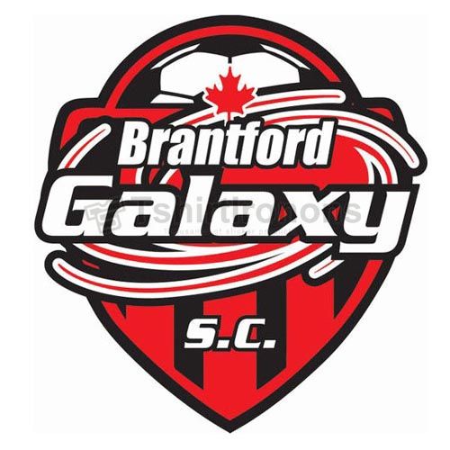 Brantford Galaxy S.C T-shirts Iron On Transfers N3209