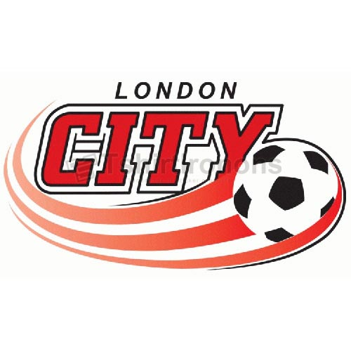 London City S.C T-shirts Iron On Transfers N3212