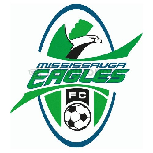 Mississauga Eagles FC T-shirts Iron On Transfers N3213