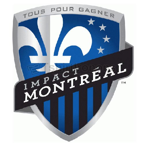 Montreal Impact Academy T-shirts Iron On Transfers N3214