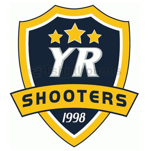 York Region Shooters T-shirts Iron On Transfers N3218