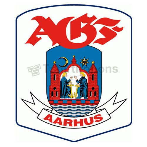 Aarhus Gymnastikforening T-shirts Iron On Transfers N3220