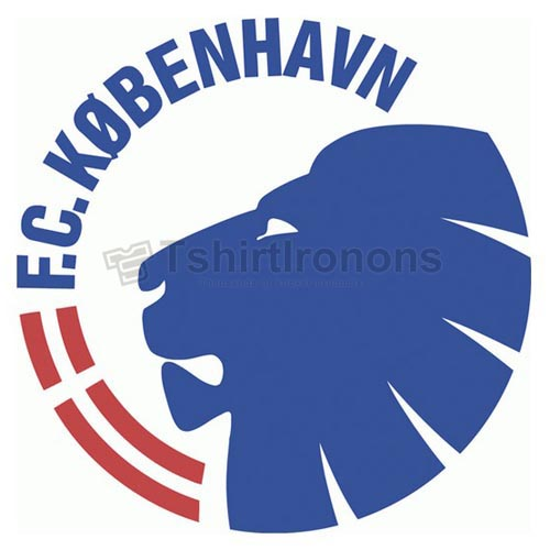 F.C. Copenhagen T-shirts Iron On Transfers N3224