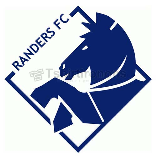 Randers FC T-shirts Iron On Transfers N3228