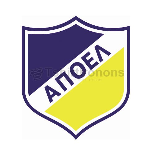 APOEL T-shirts Iron On Transfers N3238