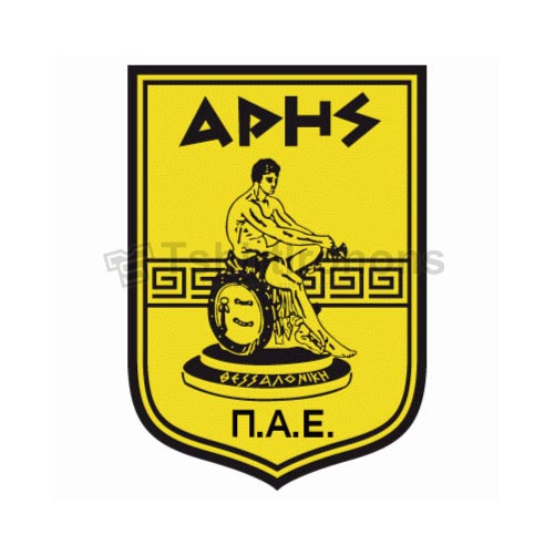 Aris Thessaloniki T-shirts Iron On Transfers N3239