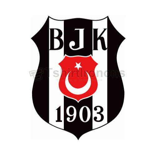 Besiktas T-shirts Iron On Transfers N3243