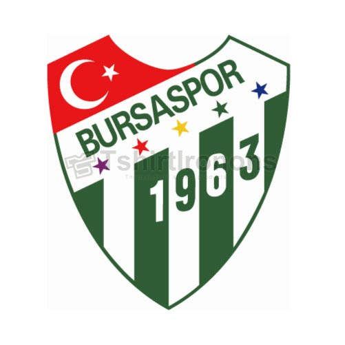 Bursaspor T-shirts Iron On Transfers N3245