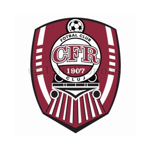 CFR Cluj T-shirts Iron On Transfers N3247