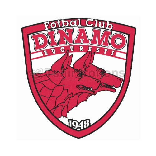 Dinamo Bucharest T-shirts Iron On Transfers N3251