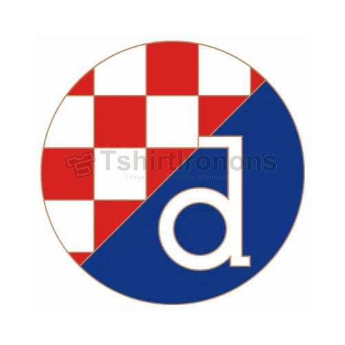 Dinamo Zagreb T-shirts Iron On Transfers N3254