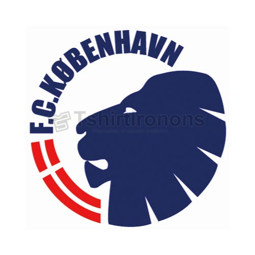 FC Copenhagen T-shirts Iron On Transfers N3257