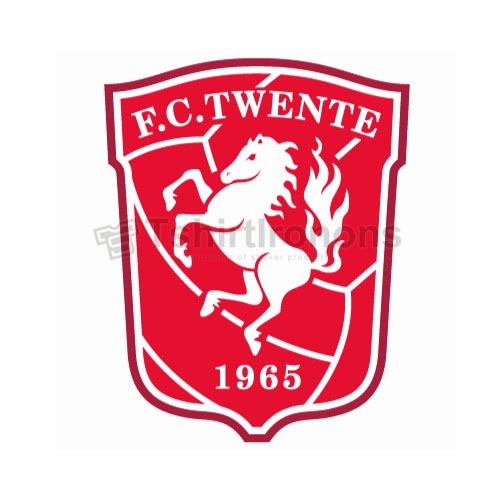 FC Twente T-shirts Iron On Transfers N3259