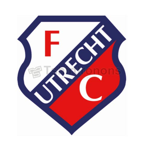 FC Utrecht T-shirts Iron On Transfers N3260