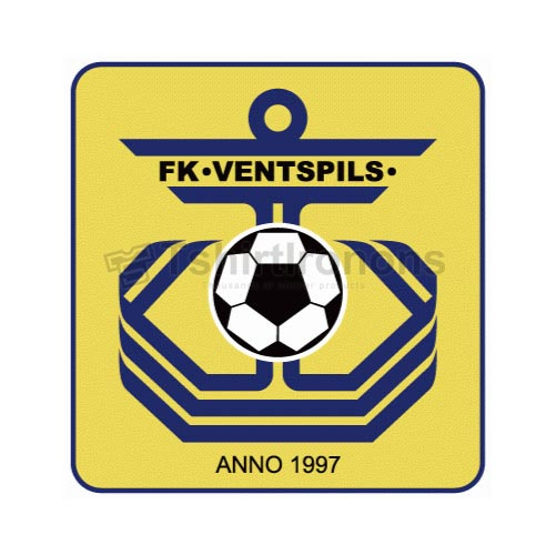 FK Ventspils T-shirts Iron On Transfers N3264