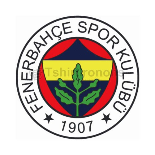Fenerbache T-shirts Iron On Transfers N3262