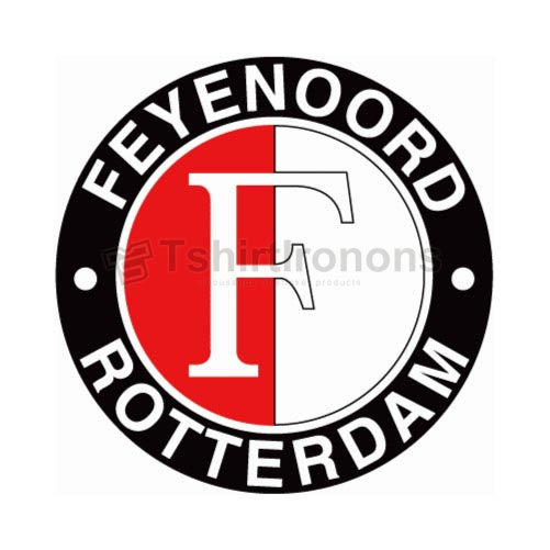 Feyenoord T-shirts Iron On Transfers N3263