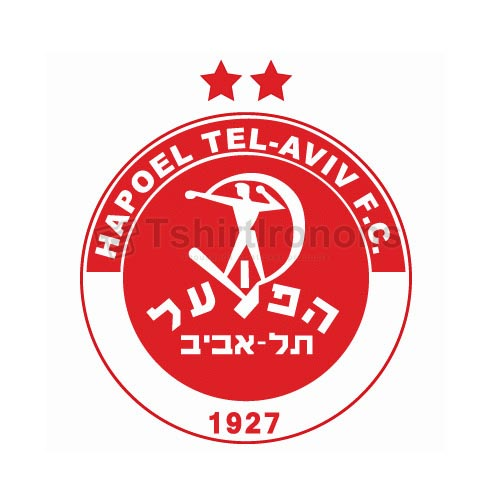 Hapoel Tel Aviv T-shirts Iron On Transfers N3268