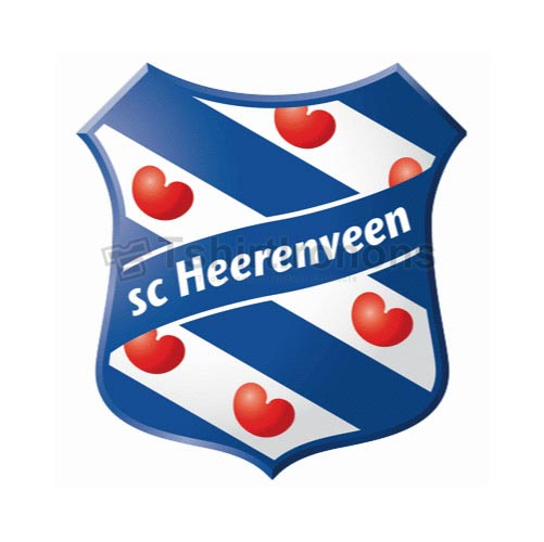 Heerenveen T-shirts Iron On Transfers N3269