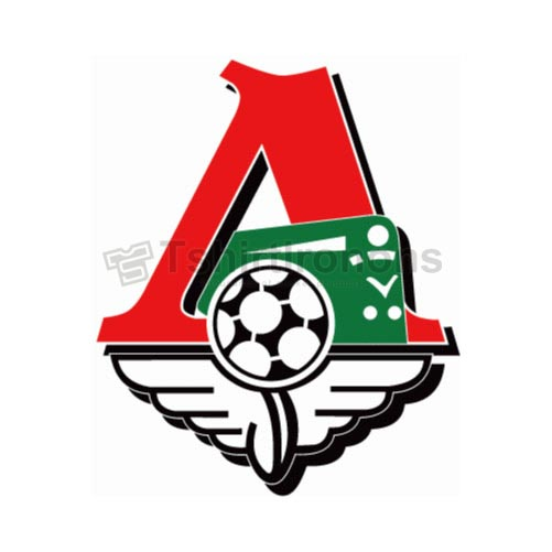 Lokomotiv Moscow T-shirts Iron On Transfers N3272