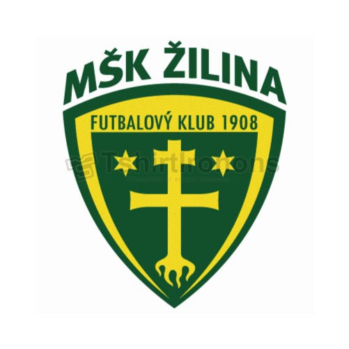 MSK Zilina T-shirts Iron On Transfers N3275