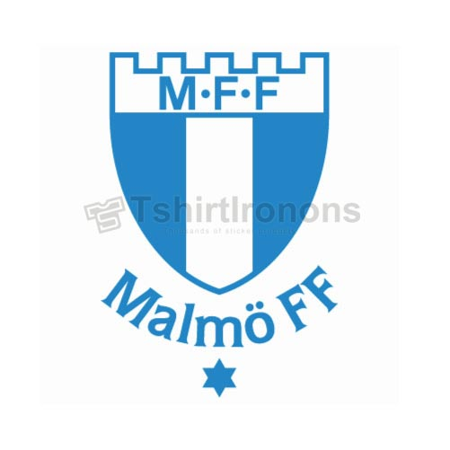 Malmo FF T-shirts Iron On Transfers N3274