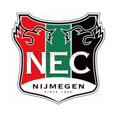 NEC Nijmegen T-shirts Iron On Transfers N3276