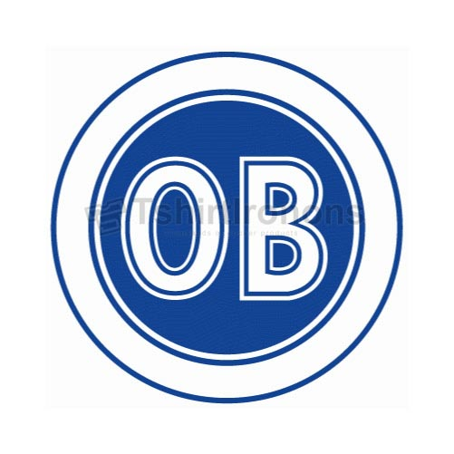 OB Odense T-shirts Iron On Transfers N3277