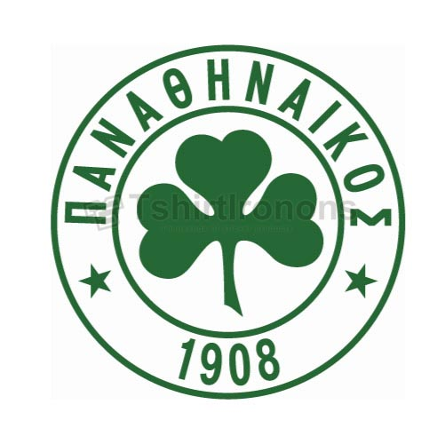 Panathinaikos T-shirts Iron On Transfers N3279