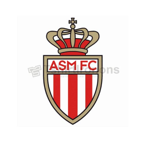 AS Monaco T-shirts Iron On Transfers N3305