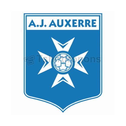Auxerre T-shirts Iron On Transfers N3307