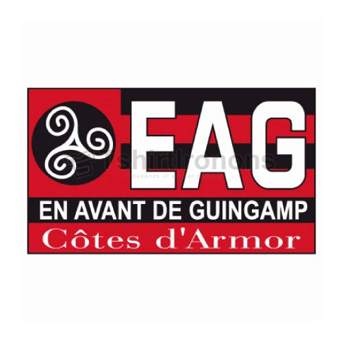 Guingamp T-shirts Iron On Transfers N3316