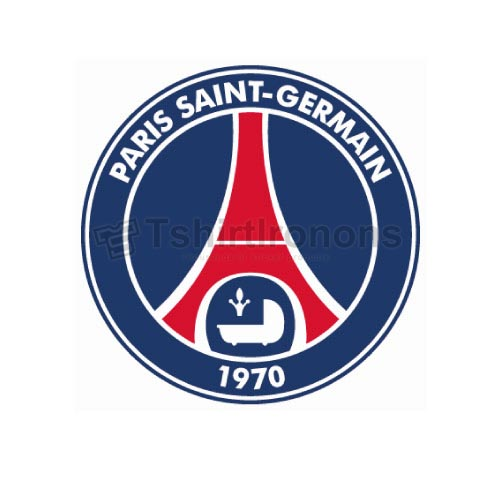 Paris Saint Germain T-shirts Iron On Transfers N3322