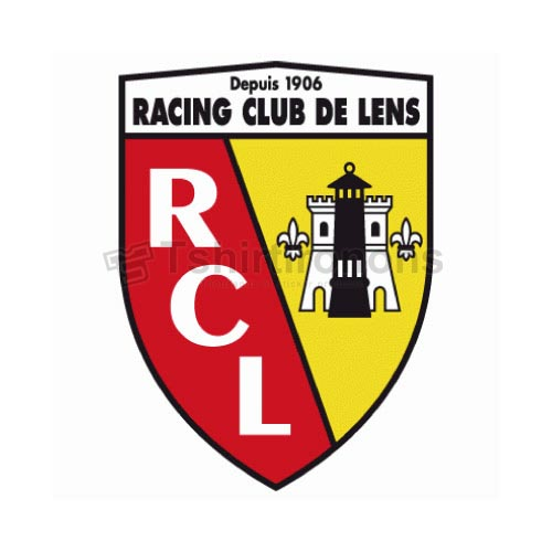 RC Lens T-shirts Iron On Transfers N3323