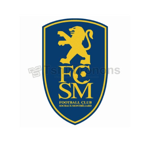 Sochaux T-shirts Iron On Transfers N3326