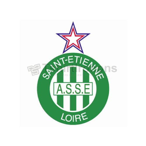 St. Etienne T-shirts Iron On Transfers N3327