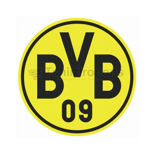 Borussia Dortmund T-shirts Iron On Transfers N3336