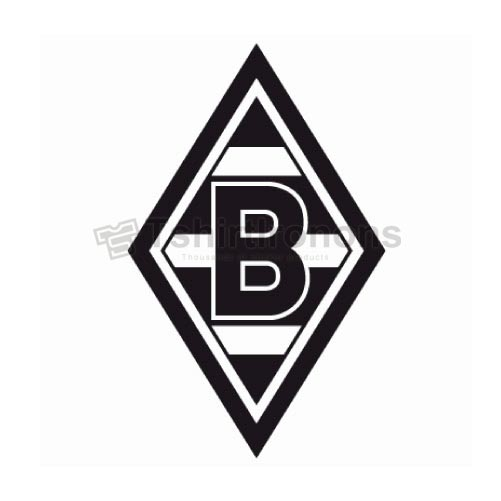 Borussia Mochengladbach T-shirts Iron On Transfers N3337
