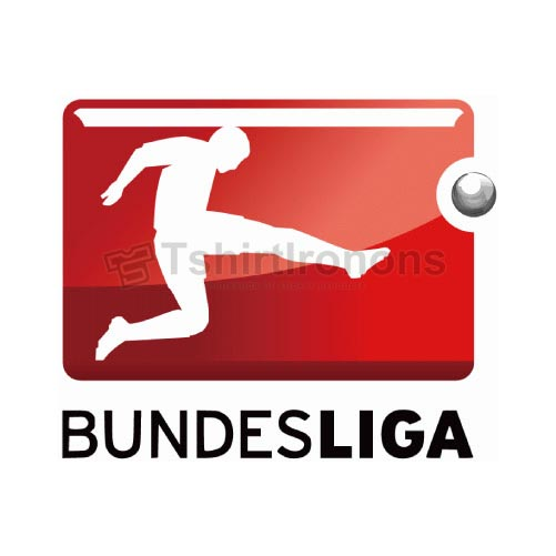 Bundesliga T-shirts Iron On Transfers N3338