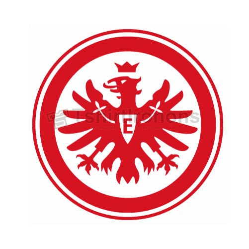 Eintracht Frankfurt T-shirts Iron On Transfers N3339