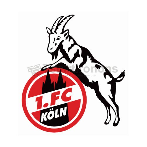 FC Koln T-shirts Iron On Transfers N3340