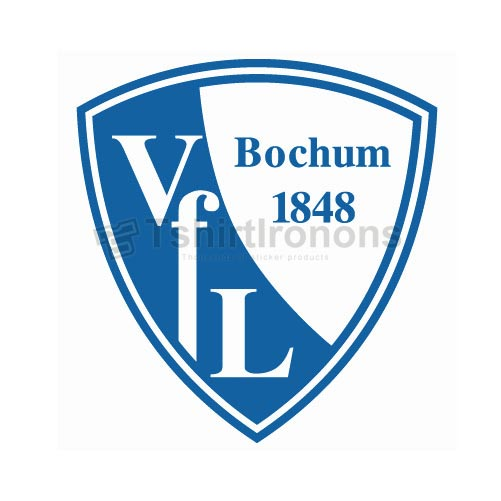 VfL Bochum T-shirts Iron On Transfers N3351
