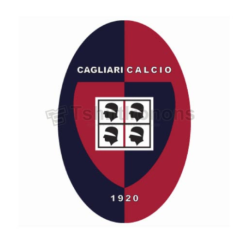 Cagliari T-shirts Iron On Transfers N3360